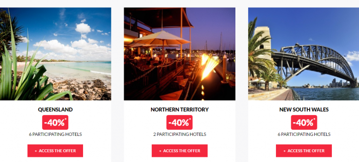 Le Club AccorHotels Private Sales May 10 2017 Australia 3