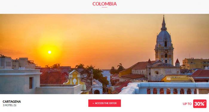Le Club AccorHotels Private Sales May 10 2017 Colombia 1