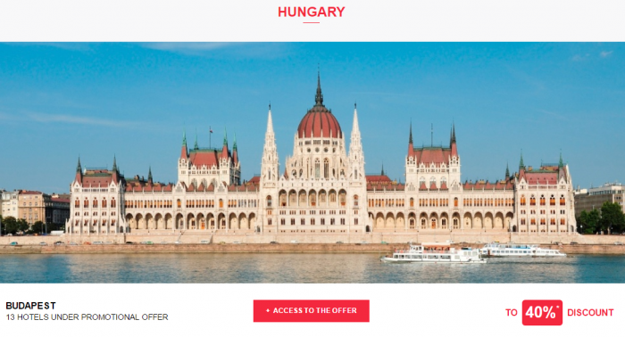Le Club AccorHotels Private Sales May 10 2017 Hungary 1