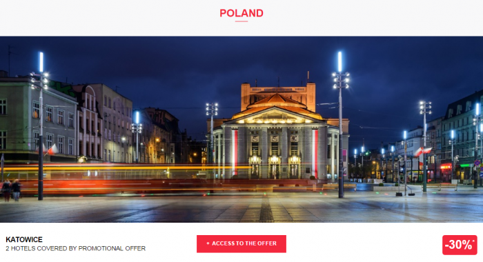 Le Club AccorHotels Private Sales May 10 2017 Poland 1