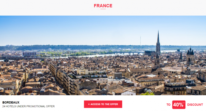 Le Club AccorHotels Private Sales May 17 France 1