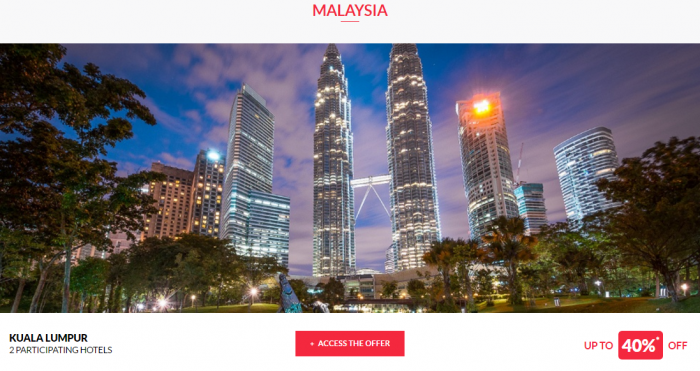 Le Club AccorHotels Worldwide Private Sales May 3 2017 Malaysia 1