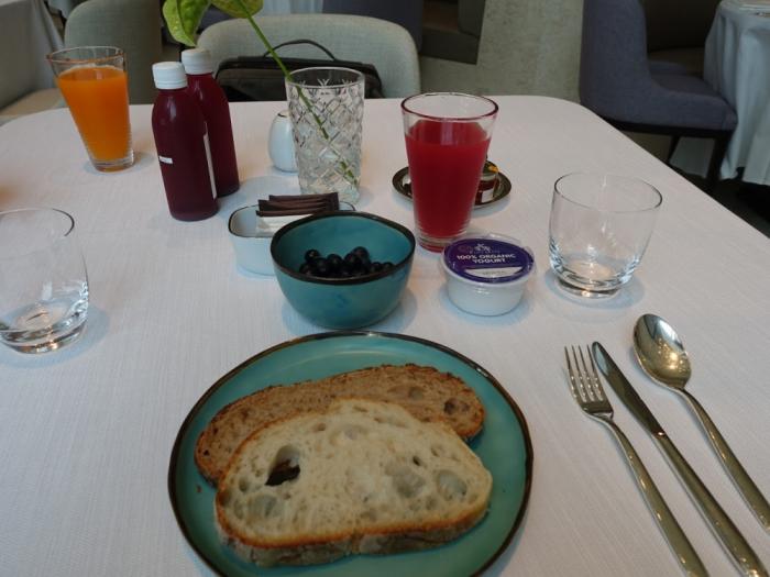 Park Hyatt Bangkok - Breakfast - Table