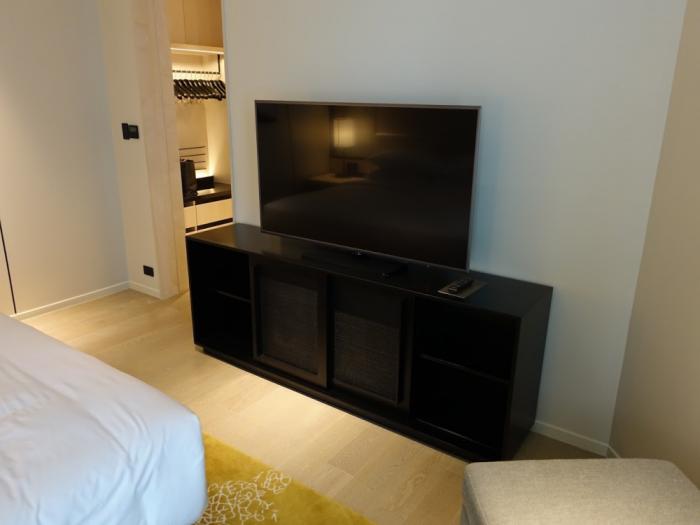 Park Hyatt Bangkok - Executive Suite 1616 - Bedroom TV