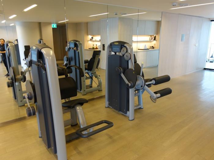 Park Hyatt Bangkok - Fitness Center - Exercise Machines