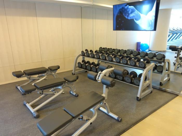 Park Hyatt Bangkok - Fitness Center - Weights