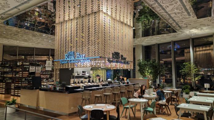 Park Hyatt Bangkok - Floor 6 - F&B Outlets 2