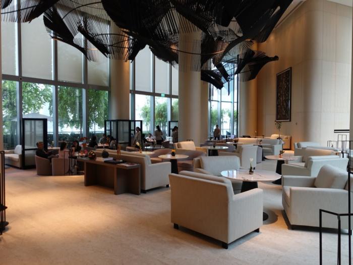 Park Hyatt Bangkok - Living Room - Sitting Area