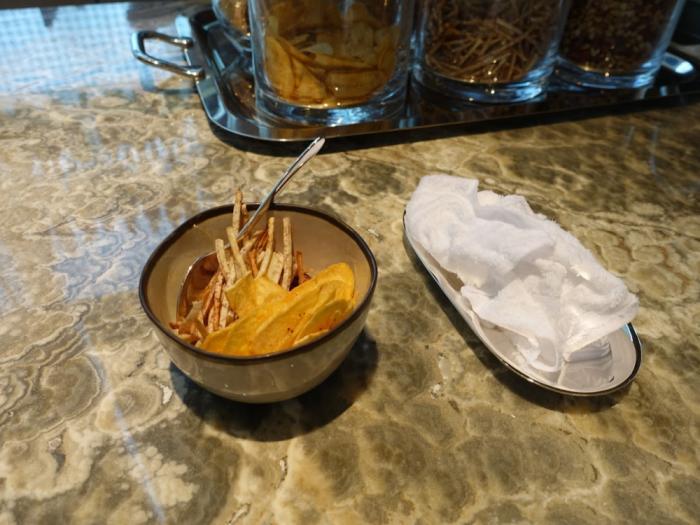 Park Hyatt Bangkok - Lobby Bar - Snacks