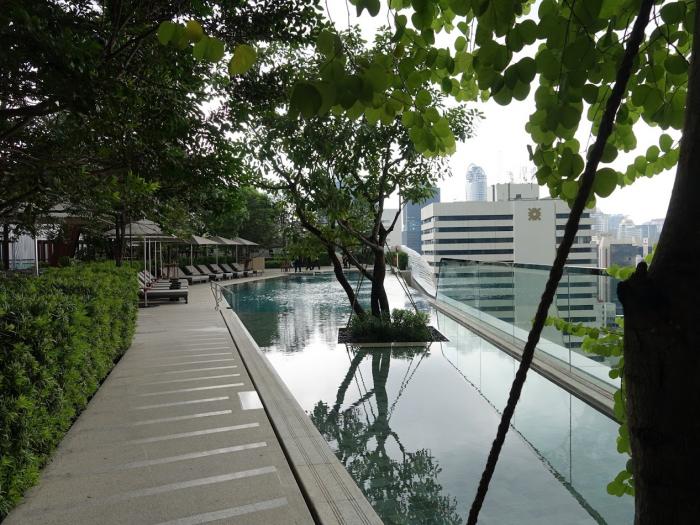 Park Hyatt Bangkok - Pool Area - Pool