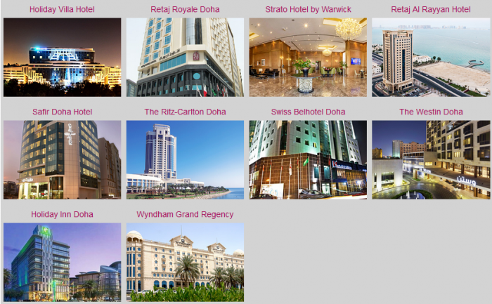 Qatar Airways Free Doha Stopover Ultimate Hotels 2