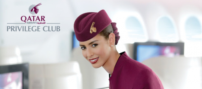 Qatar Airways Privilege Club Double & Triple Miles Offer May 16 - August 20 2017