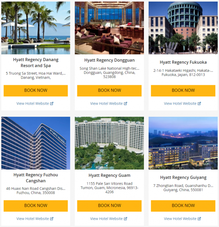 Hyatt Asia-Pacific Up To 25 Percent Off July 1 - September 3 2017 7