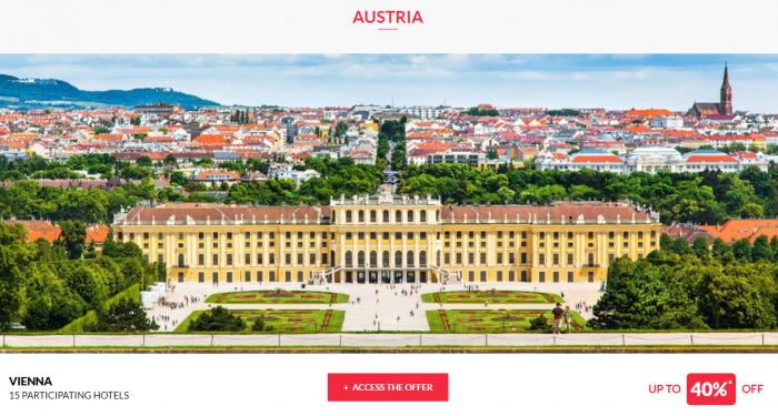 Le CLub AccorHotels Private Sales June 14 2017 Austria 1