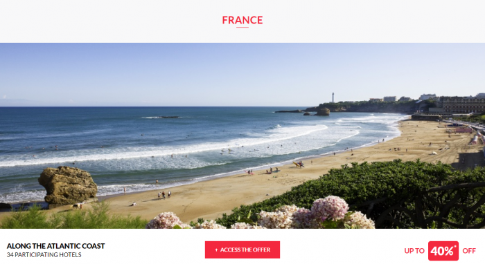 Le CLub AccorHotels Private Sales June 14 2017 France 1