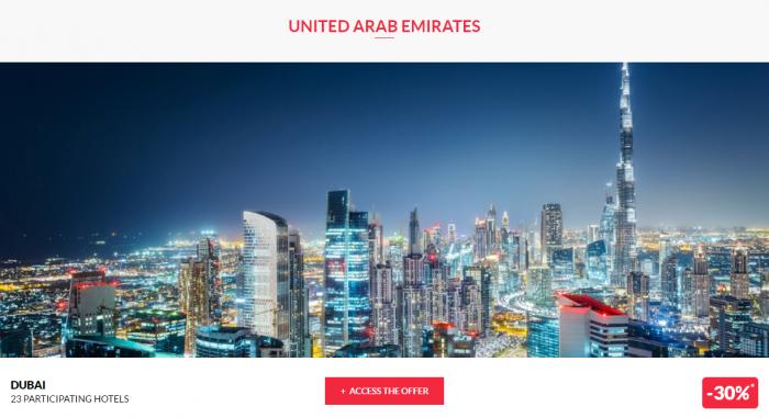 Le CLub AccorHotels Private Sales May 31 2017 UAE 1