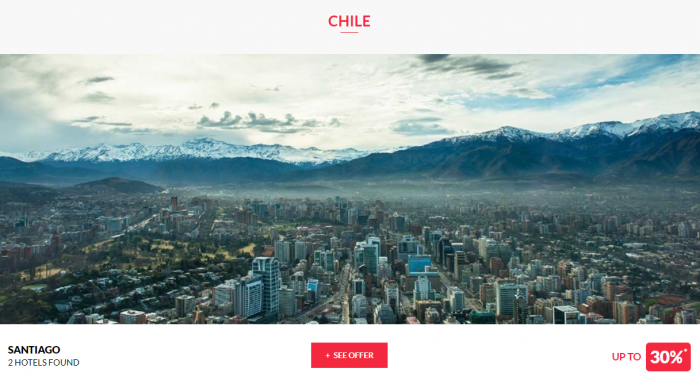 Le Club AccorHotels Worldwide Private Sales June 21 2017 Chile 1