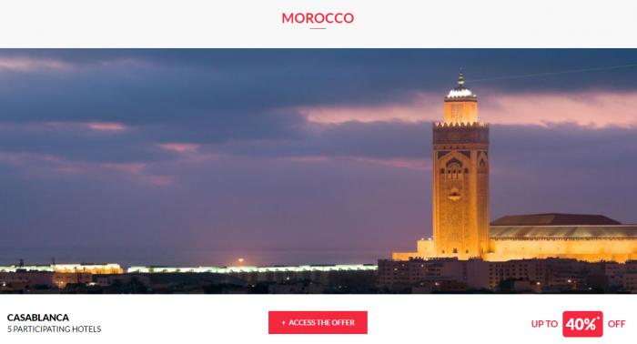 Le Club AccorHotels Worldwide Private Sales June 21 2017 Morocco 1