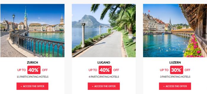 Le Club AccorHotels Worldwide Private Sales June 28 2017 Switzerland 2