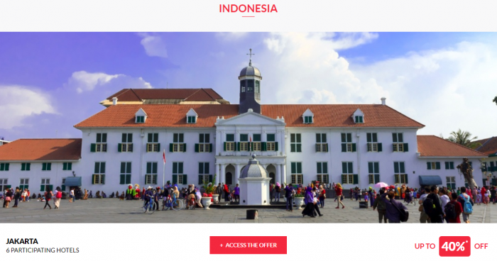 Le Le Club AccorHotels Worldwide Private Sale Indonesia 1