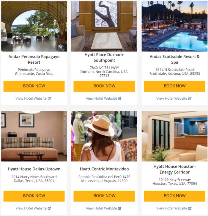 Hyatt Weekend Getaway Deals July 4 2017 5
