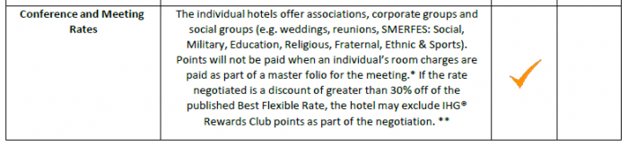 IHG Rate Guide Conference