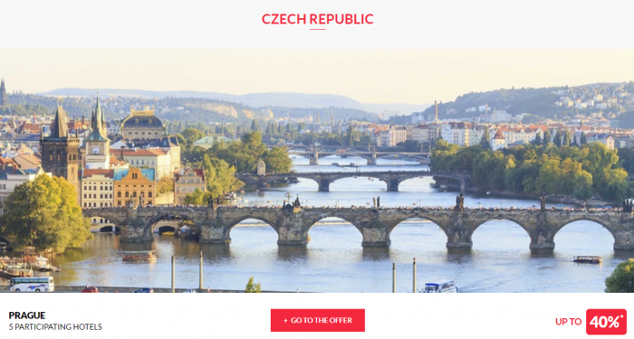 Le Club AccorHotels Worldwide Up To 50 Percent Off Private Sale July 5 2017 Czech Republic 1