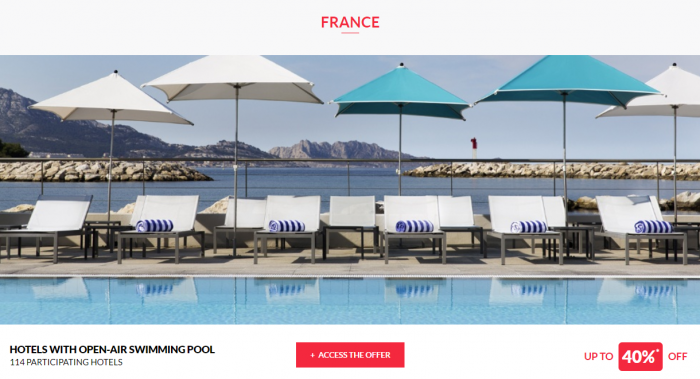 Le Club AccorHotels Worldwide Up To 50 Percent Off Private Sale July 5 2017 France 1