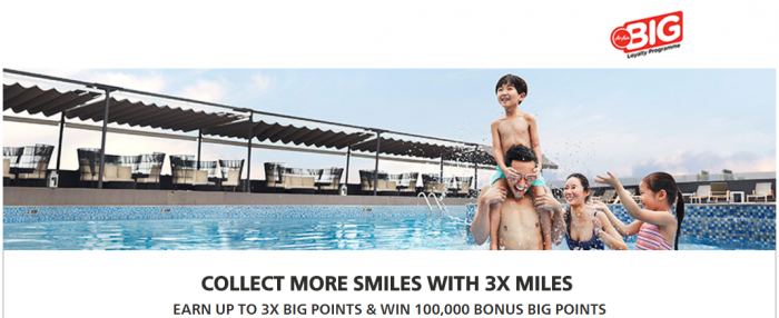 Hilton Honors AirAsia Up To Triple BIG Points July 14 - September 30 2017