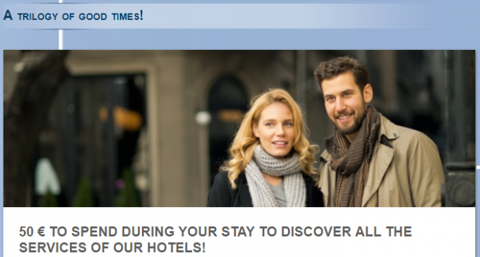 Le Club AccorHotels France Autumn Offer