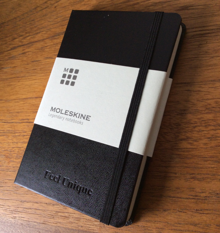 Le Club AccorHotels Platinum Kit Moleskine