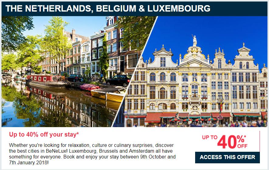 Le Club AccorHotels Benelux