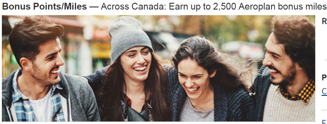 Marriott Rewards Air Canada Up To 2,500 Aeroplan Bonus Miles For Stays In Canada September 12 – January 31, 2018