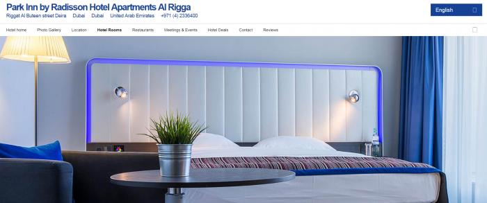 Park Inn Al Rigga