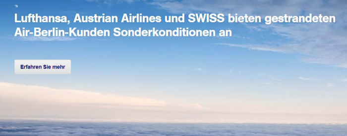 Lufthansa Airberlin