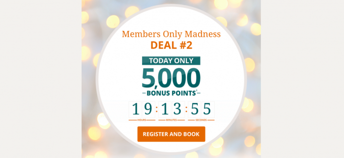 Choice Privileges 5000 Bonus Points For A Stay