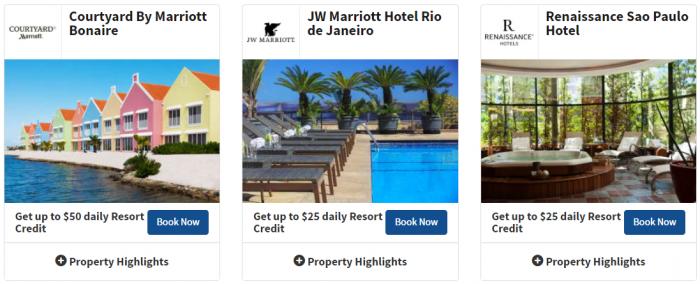 Marriott Rewards Latin America 1