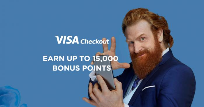 Wyndham Rewards Visa Checkout