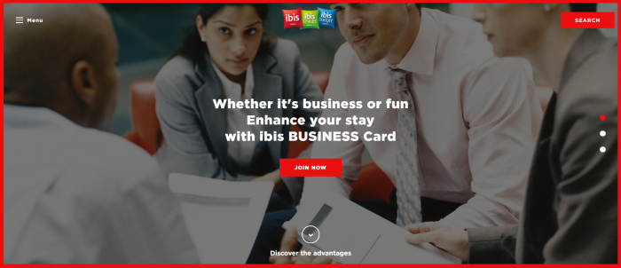 Le Club AccorHotels Ibis Business Card For As Low As 99 Euros For Two Years