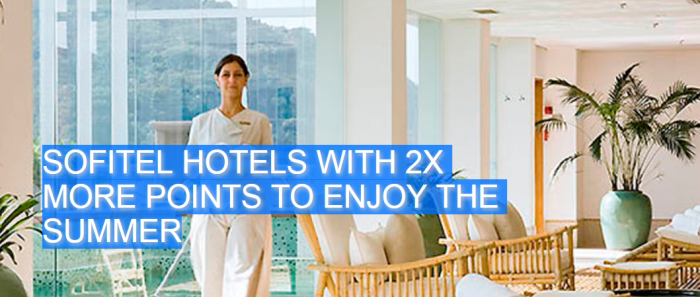 Le Club AccorHotels Sofitel South America Double Points