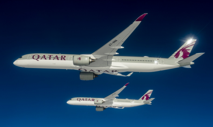 Qatar Airways Airbus A350-1000