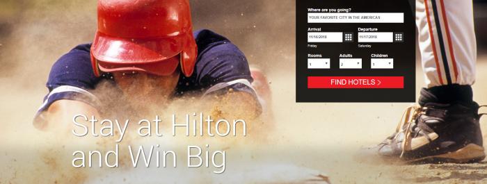 Hilton Honors MVP Rate