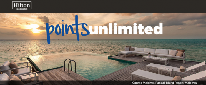 Hilton Honors Promo Update March 2018