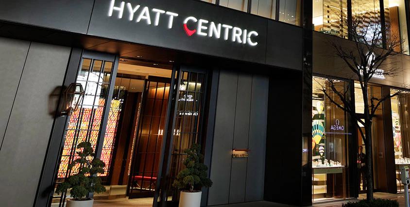 Hyatt Centric Tokyo