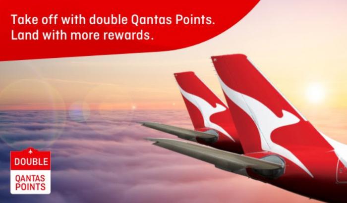 Qantas Double Points March 2018