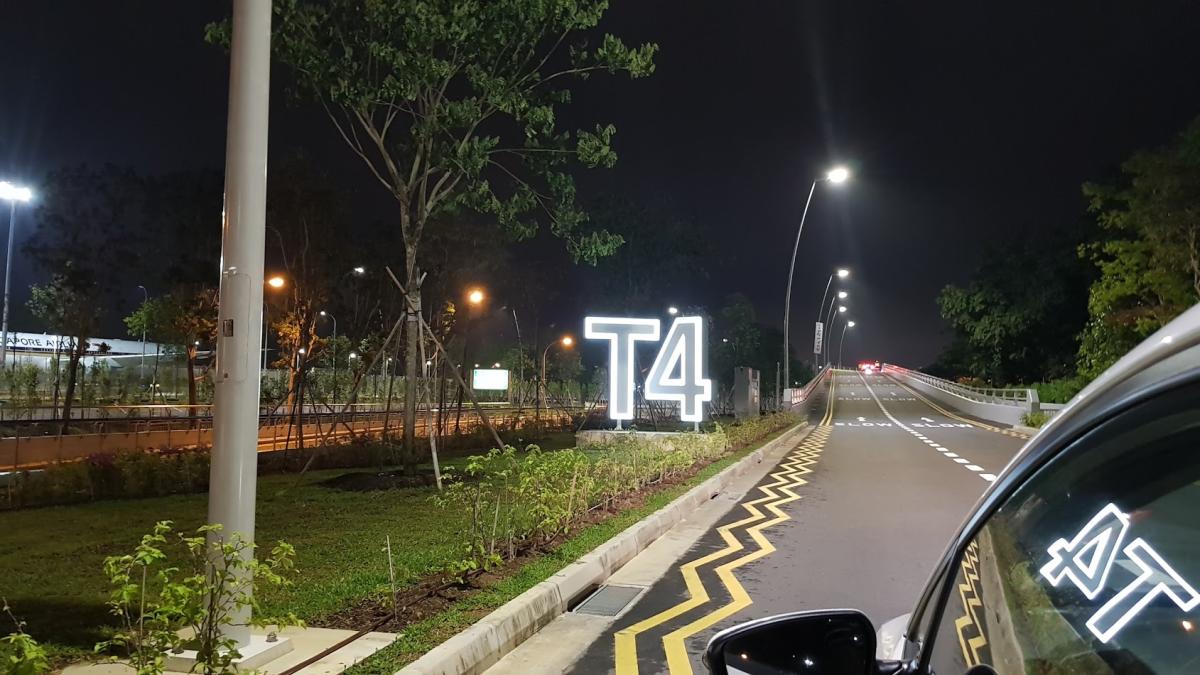 Singapore Changi Terminal 5 2030