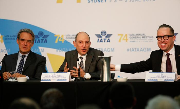 Qatar Airways CEO