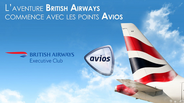 Vente Privee British Airways Avios