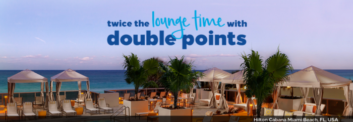 Hilton Honors Double Points Extended
