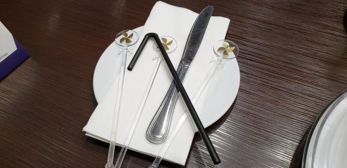 Marriott Straws